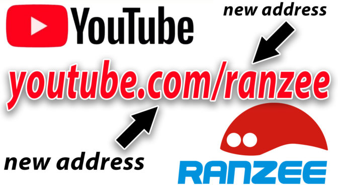 youtube.com/ranzee