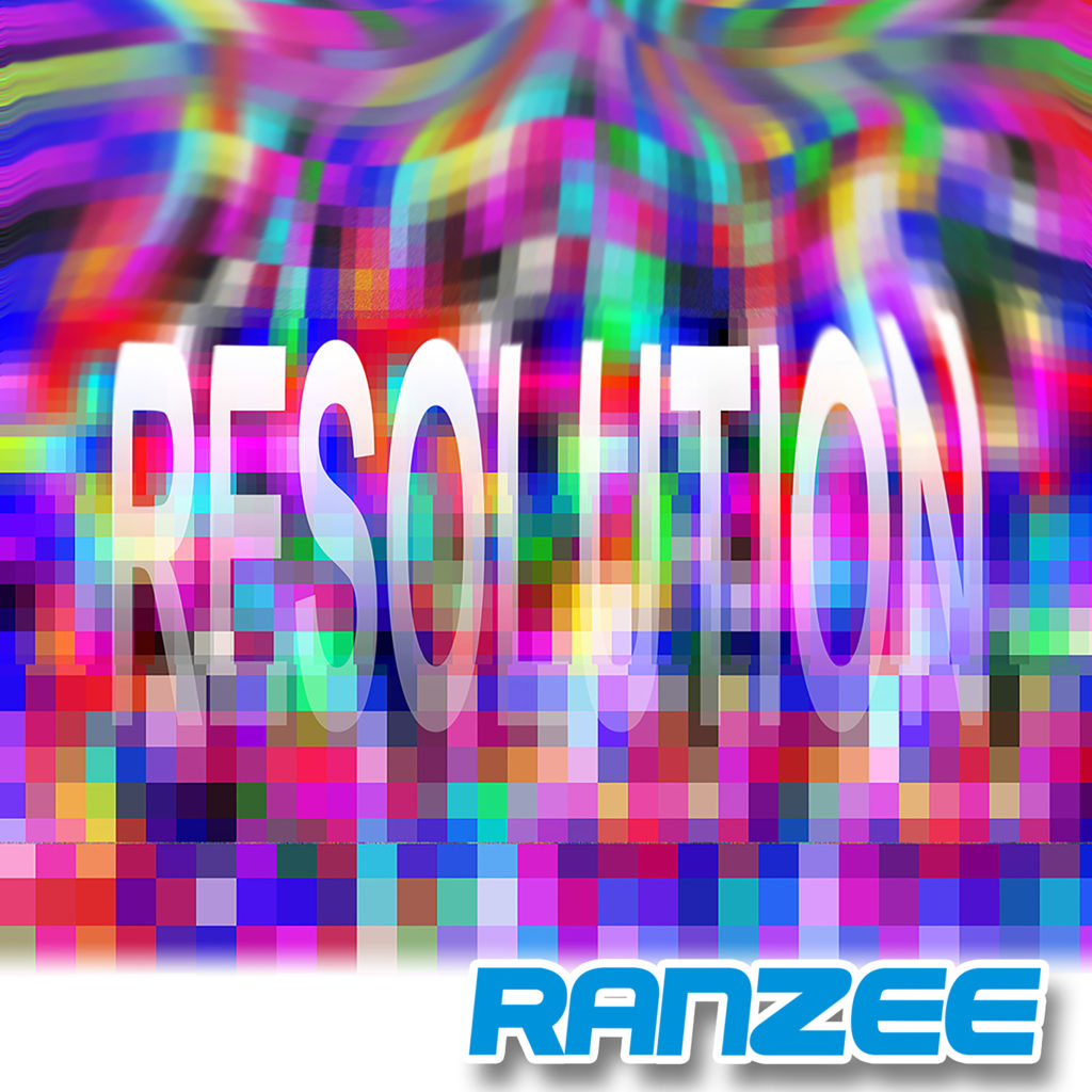 Resolution album cover